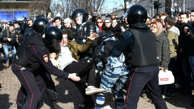 Navalny-Moscú-Rusia