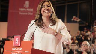 Susana Díaz. (Foto: Francisco Toledo/OKDIARIO)