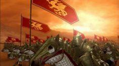 Armaduras en la Edad Media