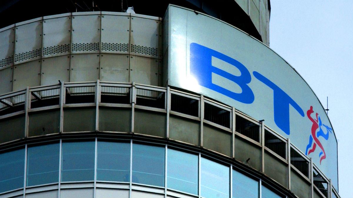 British Telecom (Foto: GETTY).