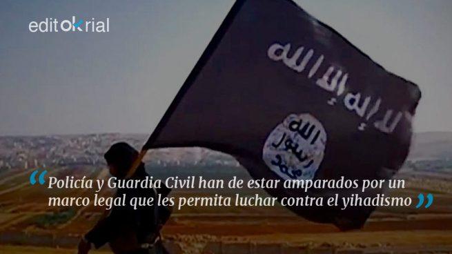 El buenismo sólo favorece a los terroristas