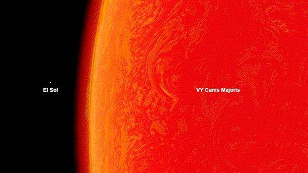 Misterios de las estrellas: Alfa Canis Majoris