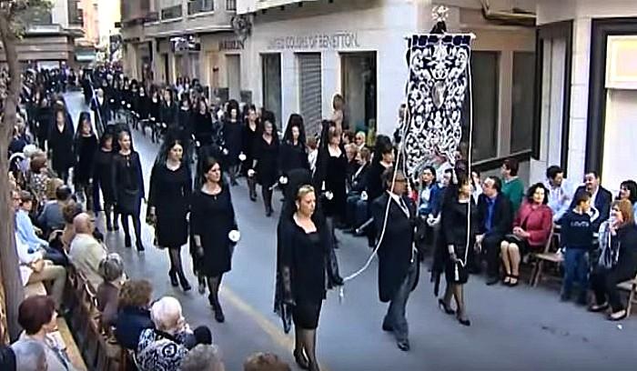 Procesiones Semana Santa Orihuela 2017: Horarios e Itinerarios