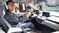 El presidente de BMW, Harald Krüger.