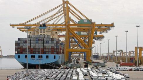 Los precios de exportaciones e importaciones se desaceleran en julio hasta el 2,9% y el 4% (Foto: EFE)