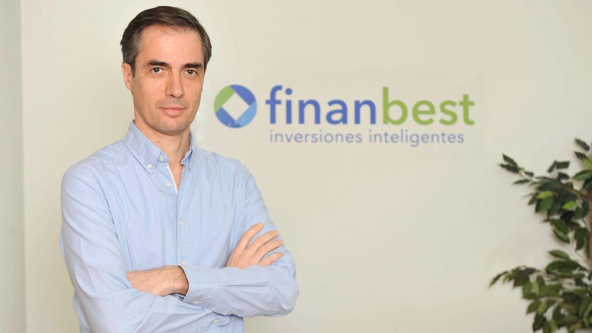 El fundador y director general de Finanbest, Asier Uribeechebarria.