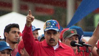Nicolás Maduro, presidente de Venezuela (Foto: Getty)