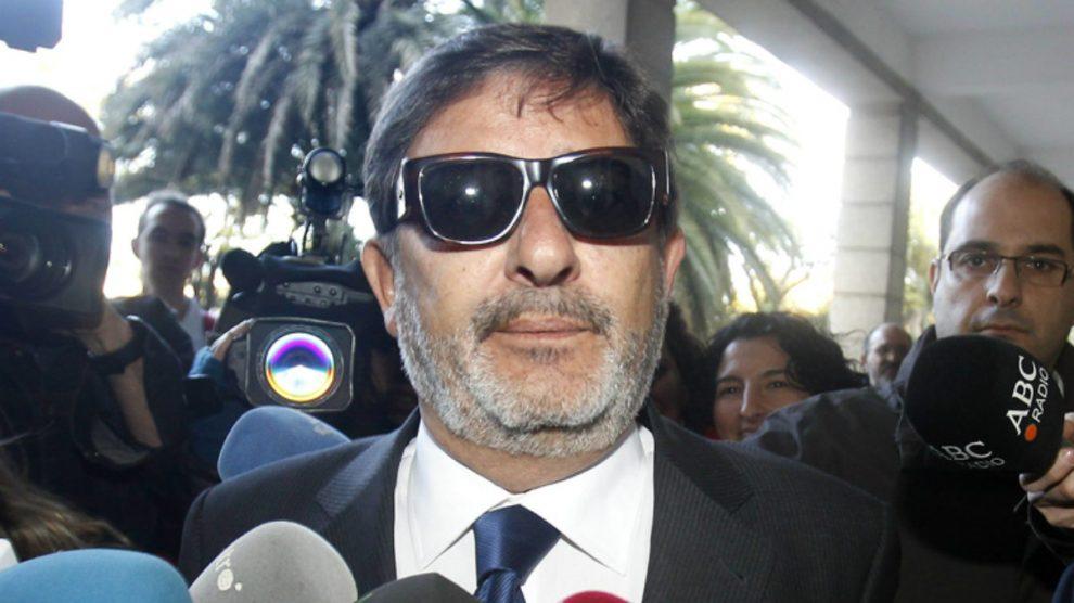 Javier Guerrero, ex director general de Trabajo de la Junta de Andalucía.