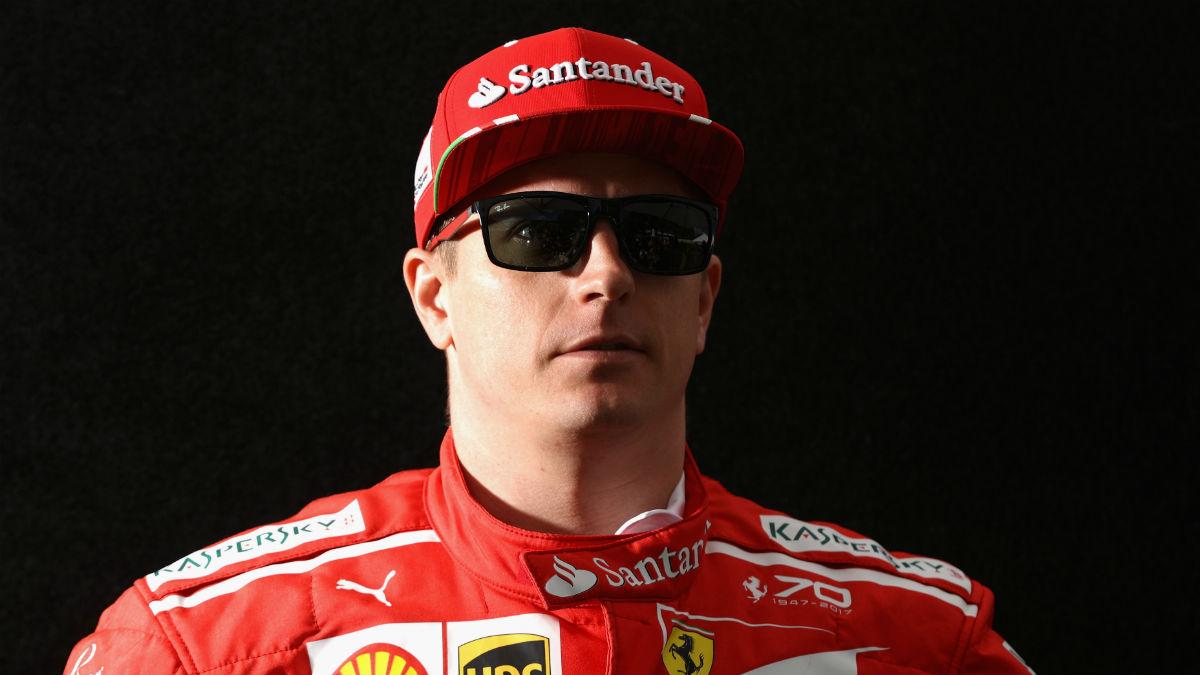 La más que discreta carrera realizada por Kimi Raikkonen en Australia está levantando una auténtica polvareda de merecidas críticas. (Getty)