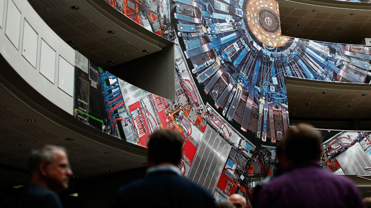 Sede del CERN en Ginebra (Foto: GETTY).