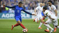 Mbappé. (Foto: AFP)