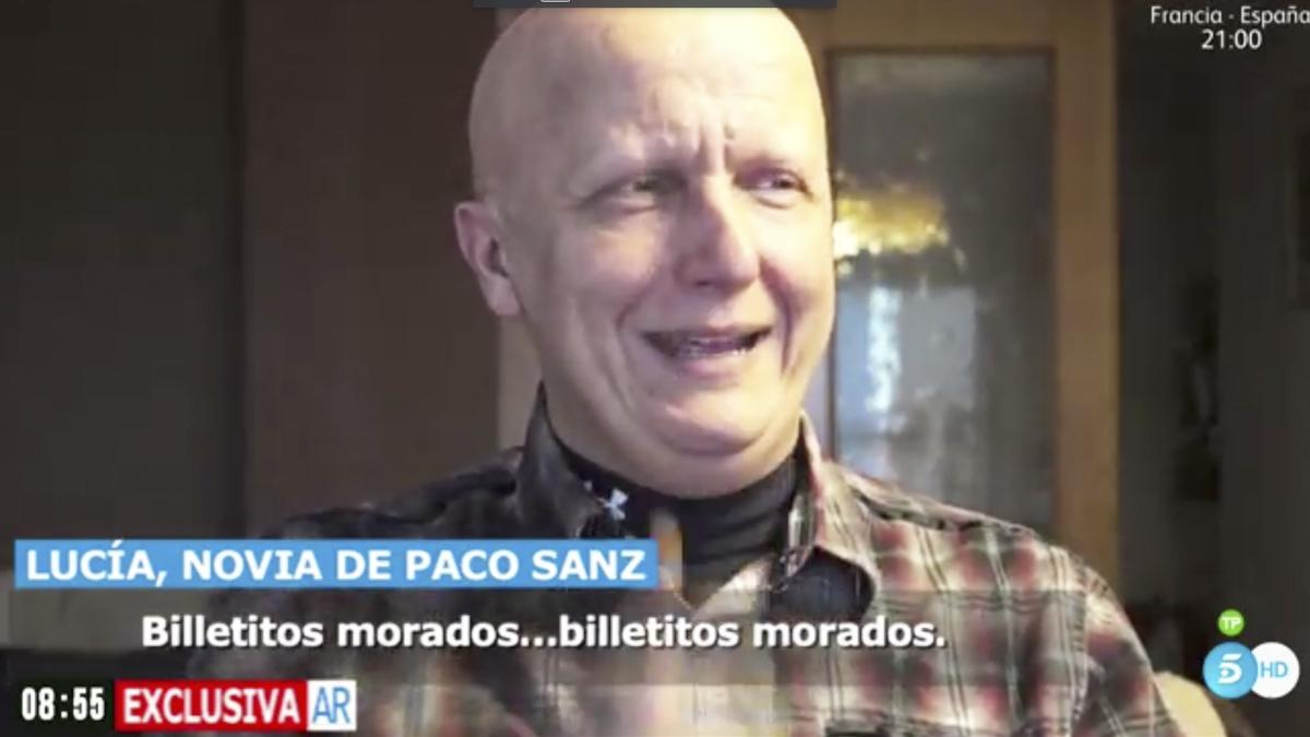 Paco Sanz en imágenes de 'El programa de Ana Rosa'.