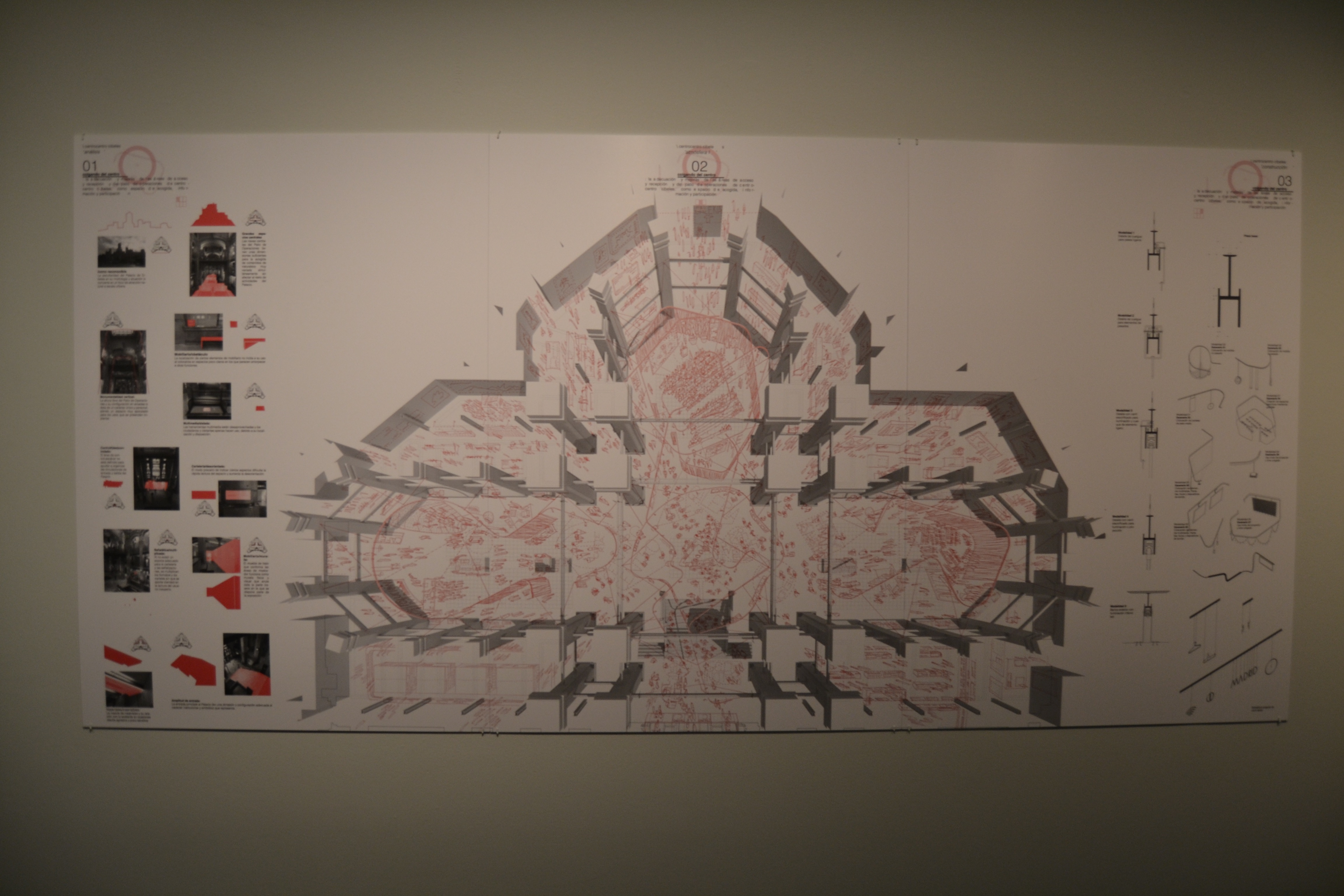 Vista en planta del proyecto ganador. (Foto. OKDIARIO)