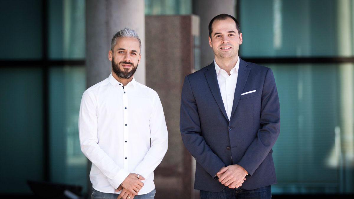 Alfonso Reina e Ignacio Aguado (@AlfonsoRSanchez).