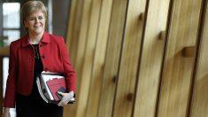 Nicola Sturgeon, ministra principal de Escocia. (Foto: AFP)