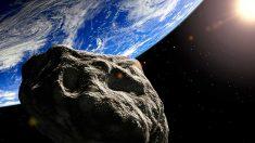 Un meteorito podría chocar contra la Tierra este mismo año