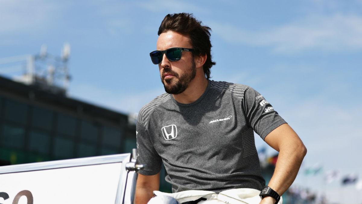 Cada vez son más las voces que afirman que la paciencia de Fernando Alonso con McLaren podría estar cerca de tocar a su fin. (Getty)