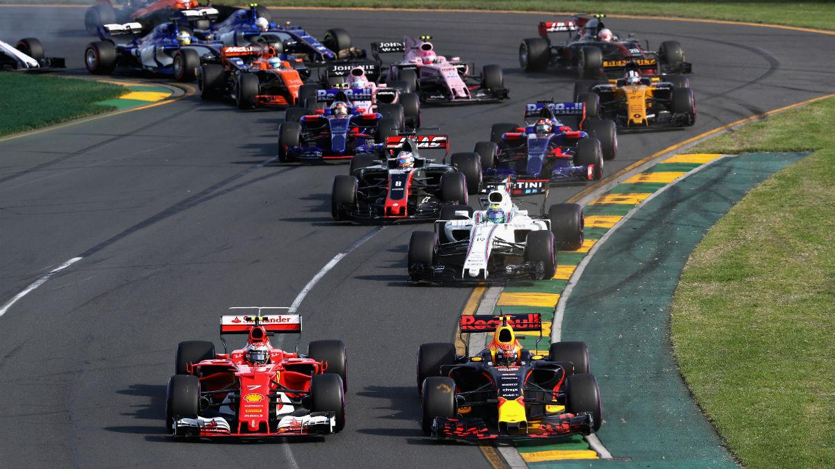 La diferencia de rendimiento existente entre la zona alta de la parrilla y la media preocupa a la FIA. (Getty)