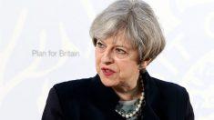 Theresa May, primera ministra de Reino Unido (Foto: Getty)