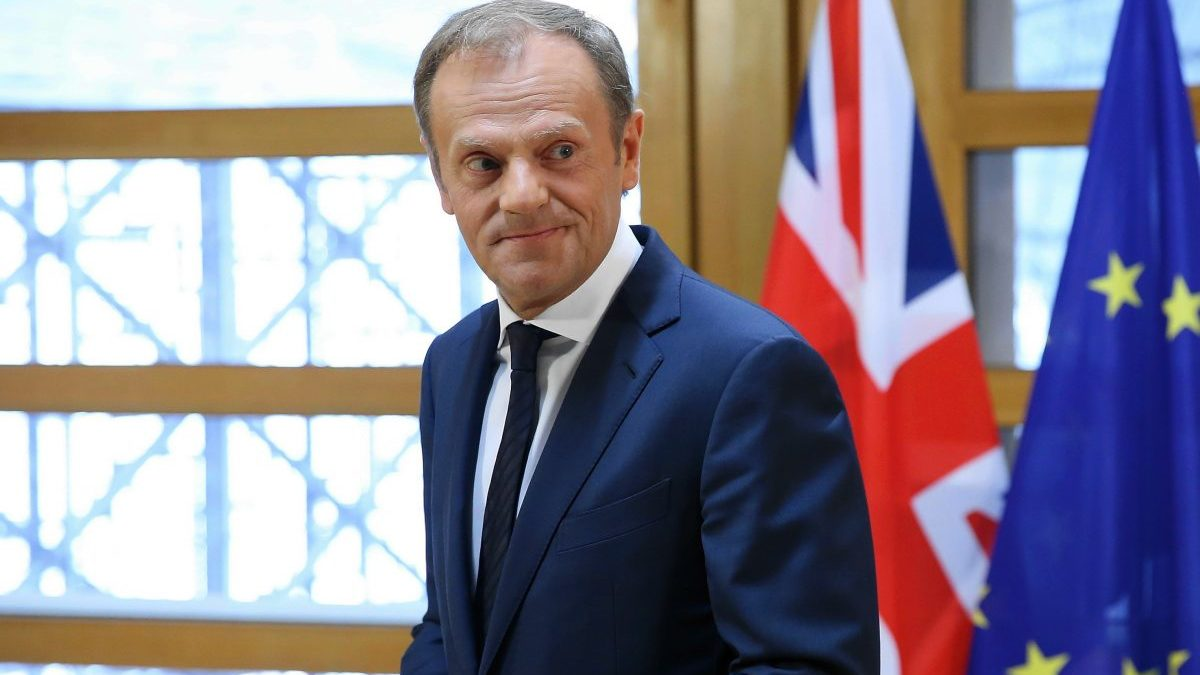Donald Tusk, presidente del Consejo Europeo. (Foto: Getty)