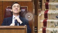 hernando-El portavoz del PP en el Congreso, Rafael Hernando (Foto: Efe)