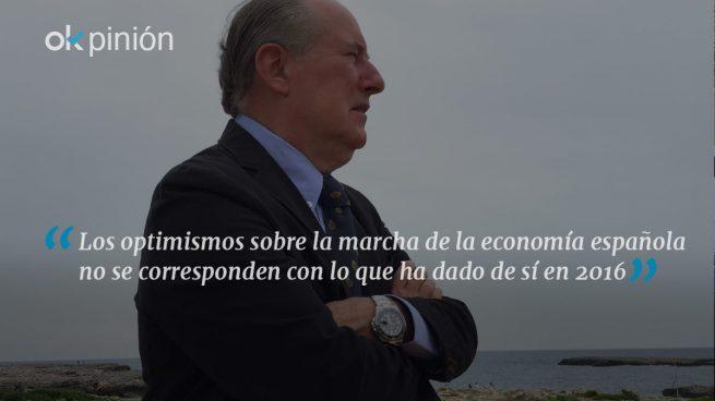 Falta de garbo en la economía española