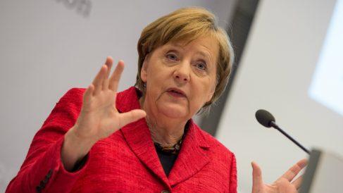 La canciller alemana, Angela Merkel (Foto:AFP)