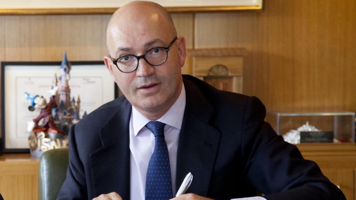 El presidente de ECI y exdirector general de Viajes El Corte Inglés, Jesús Nuño de la Rosa.