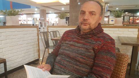 Manuel Fernández Padín, narco «arrepentido» de la 'Operación Nécora' (Foto: OKD).