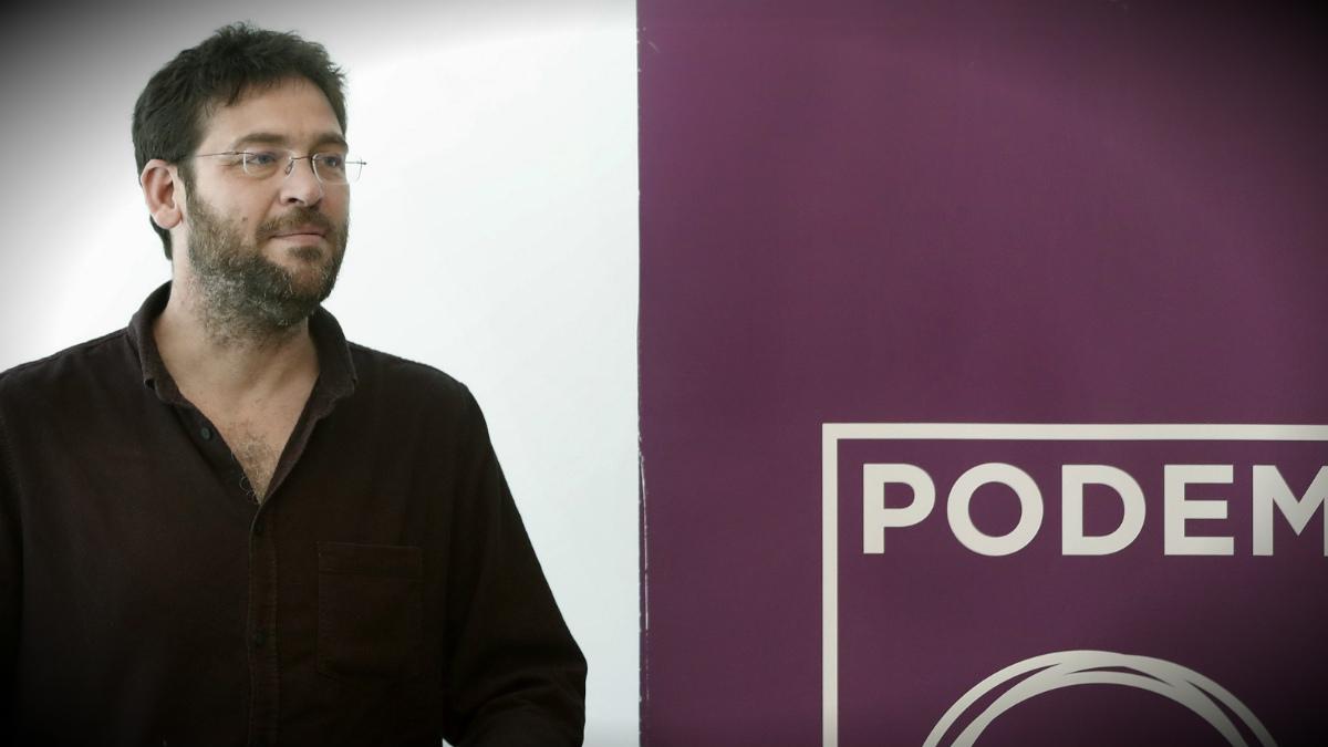 El líder de Podem, Albano Dante Fachin. (EFE)