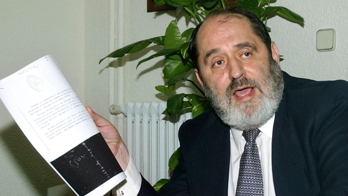 El abogado Rodríguez Menéndez. (Foto: EFE)
