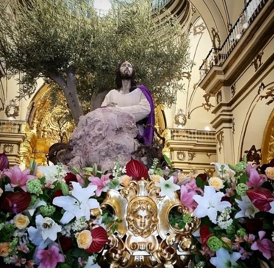 Procesiones Semana Santa en Lorca 2017: Horarios e Itinerarios