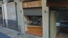 El restaurante vegetariano ubicado en Tarragona, El Vergel, que prohíbe la alimentación de procedencia animal a los bebés que acuden con sus familas a comer al restaurante. Foto: MAPS