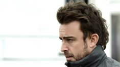 Fernando Alonso no sabe si acabará la temporada en McLaren-Honda. (AFP)