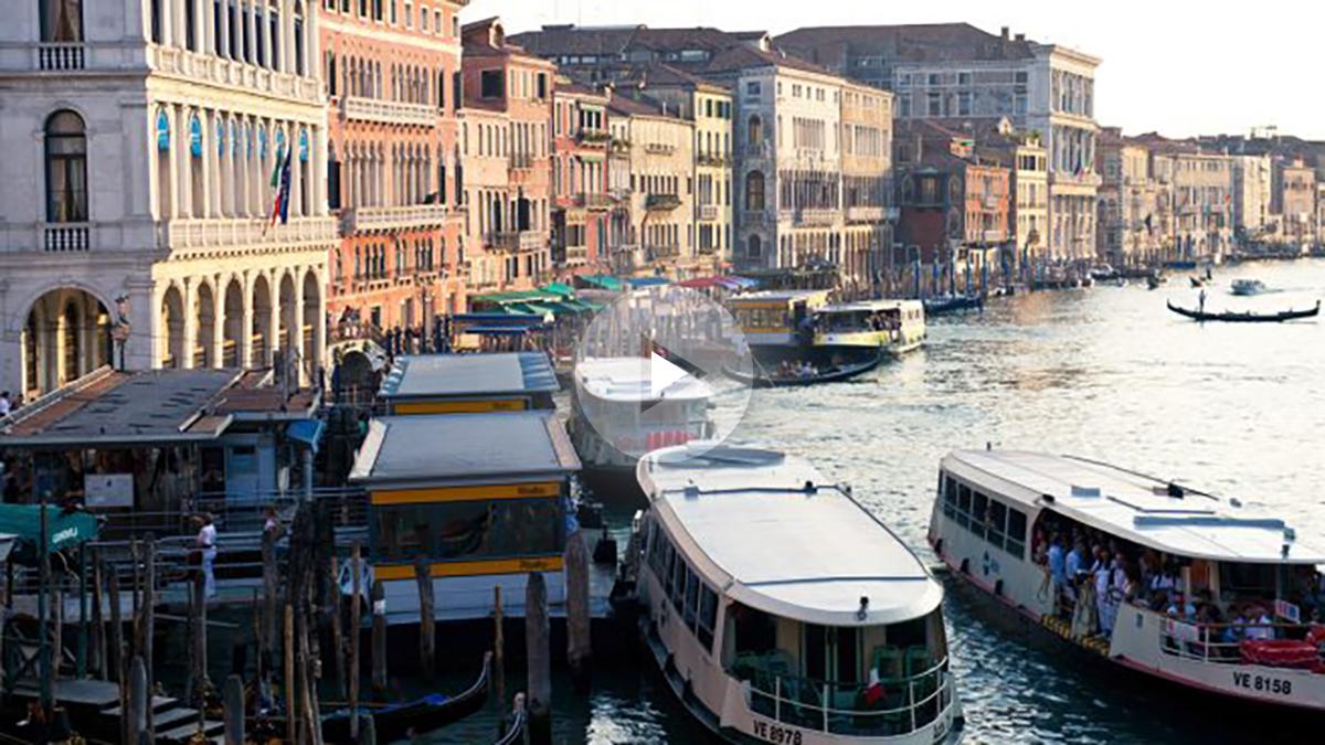 Venecia. (Foto: Getty)