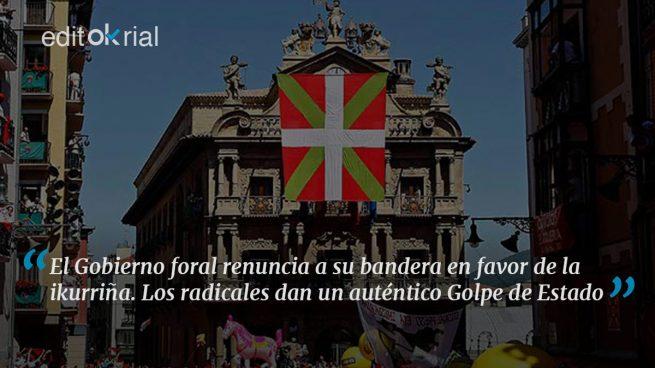 Golpe de Estado en Navarra