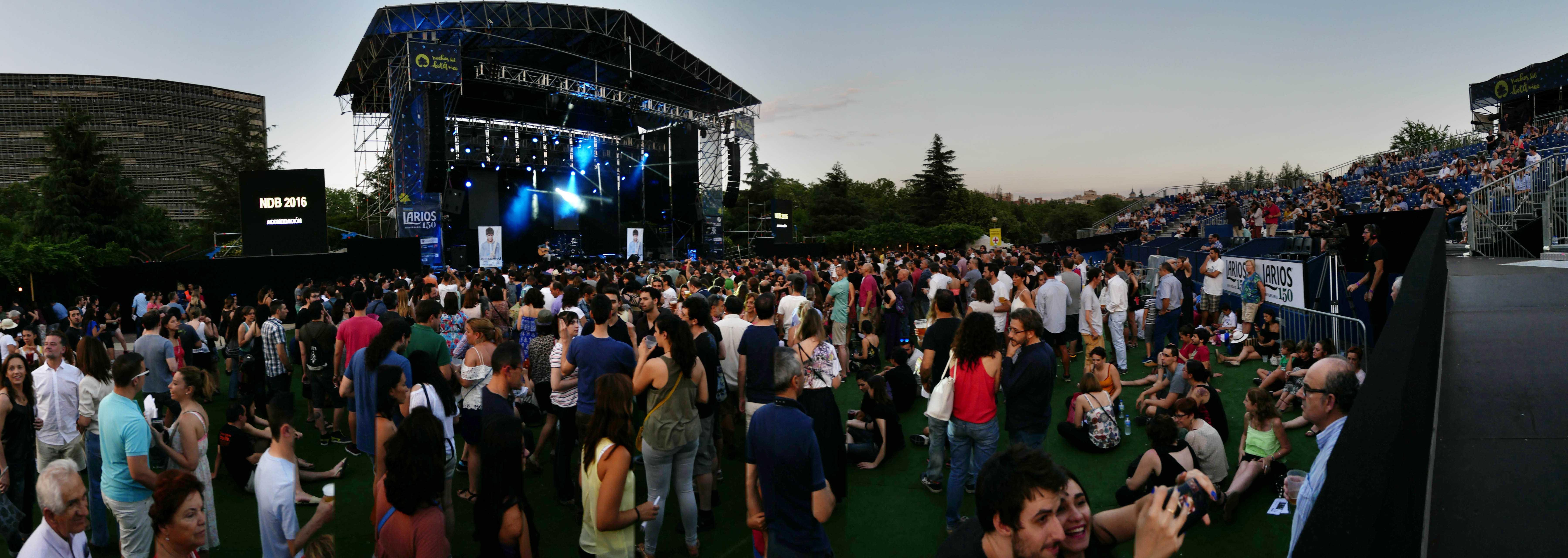 La leyenda viva del jazz tony bennett abrir la edici n for Conciertos jardin botanico 2017