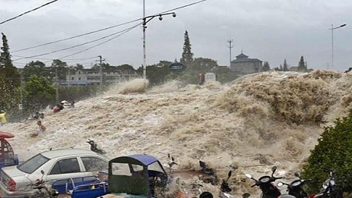Tifón: Consecuencias