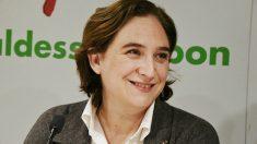 Ada Colau. (Foto: Ayuntamiento de Barcelona)