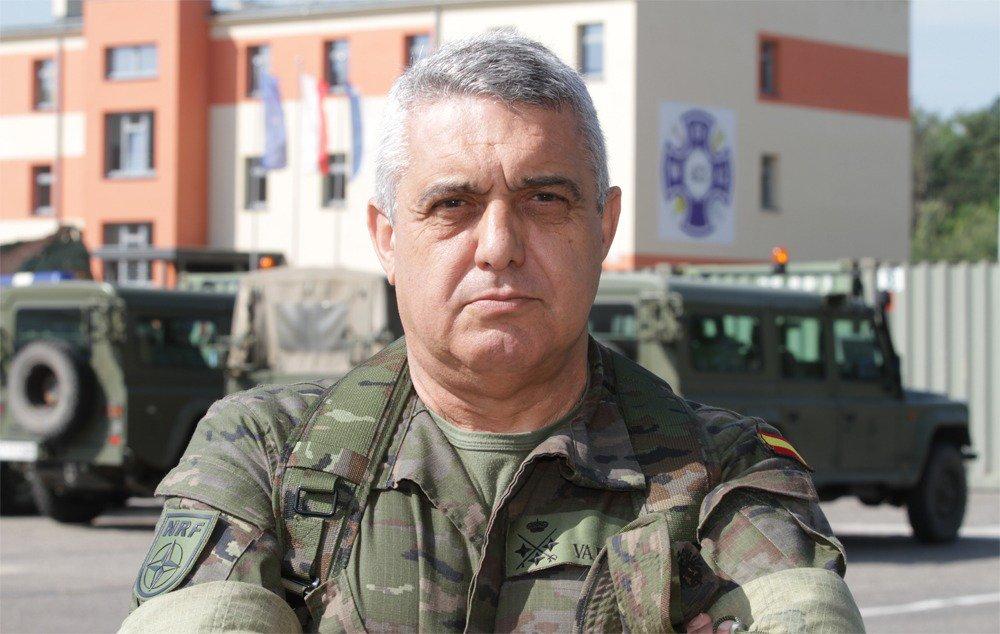 El teniente general Francisco Javier Varela, nuevo Jefe de Estado Mayor del Ejército. (Foto: Defensa)