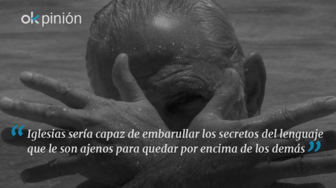 Pablo Iglesias, líder del terror