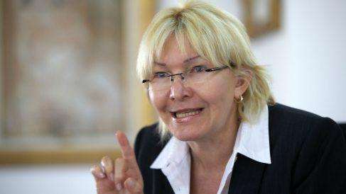 Luisa Ortega, fiscal general de Venezuela.