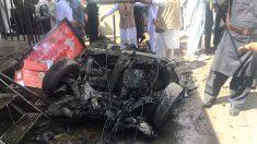 Imagen de un atentado(Foto: AFP).