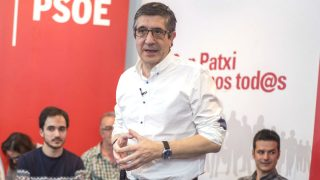 Patxi López. (Foto: EFE)