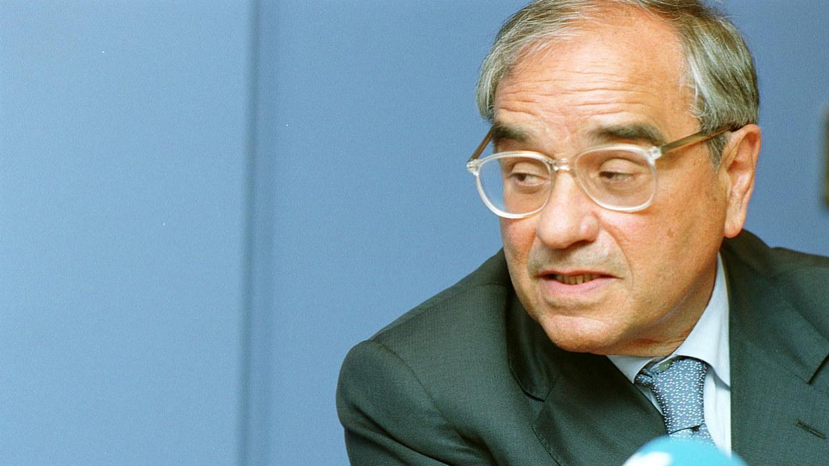 Rodolfo Martín Villa, ex ministro de la UCD.