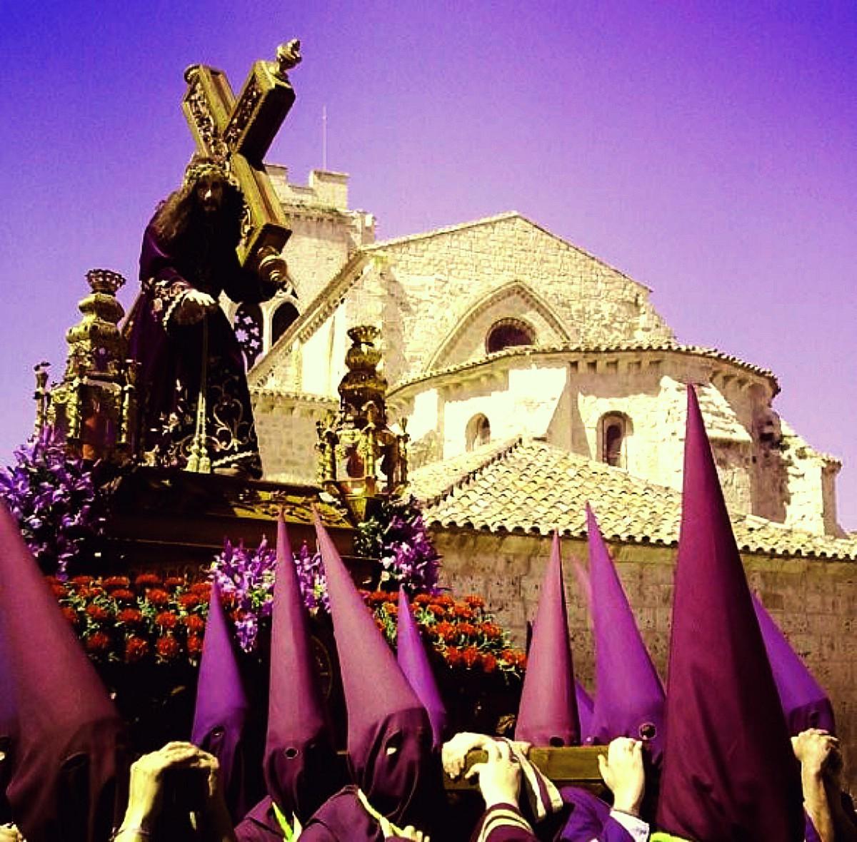 Procesiones Semana Santa en Palencia 2017: Horarios e Itinerarios (Foto de archivo)