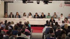 Comité Federal del PSOE. (Foto: Francisco Toledo)