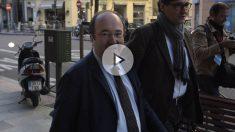 Miquel Iceta, a la entrada del Comité Federal del PSOE. (Foto: Francisco Toledo)