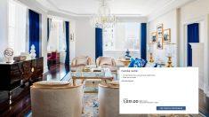 La suite Ivanka del Trump Internacional Hotel de Washington D.C. cuestá más de 1.000 dólares la noche.