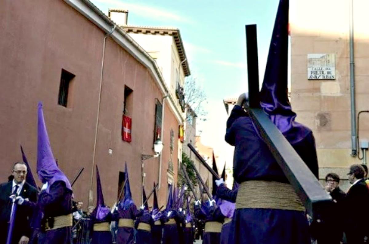 Semana Santa Madrid 2017: Procesiones, itinerarios y horarios (Foto: Instagram)
